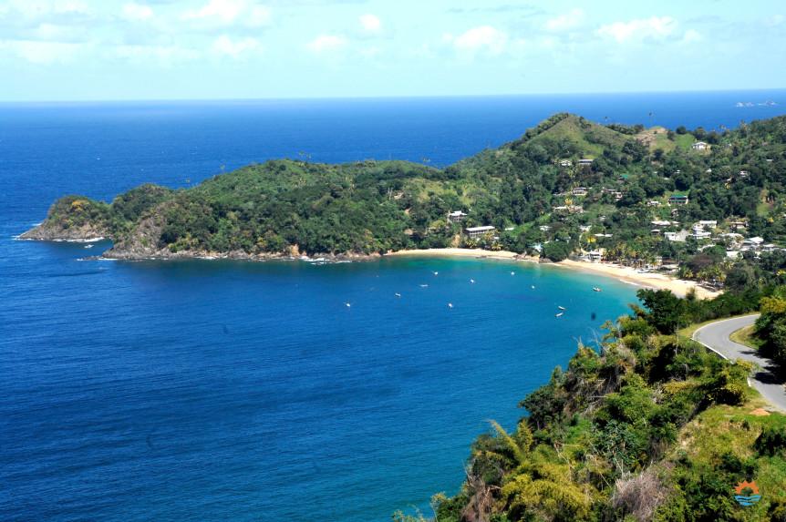 Castara Bay Tobago